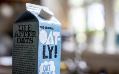 وول ستريت ترحب بحليب الشوفان!