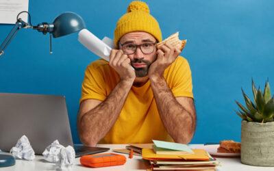 عضلة الإبداع لديَّ متجمدة.. ماذا أفعل؟
